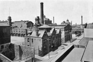 Bergner and Engel Brewery