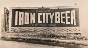 Iron City WWII bonds