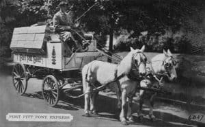 wagon delivery fortpitt79