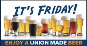 It's Friday Beer