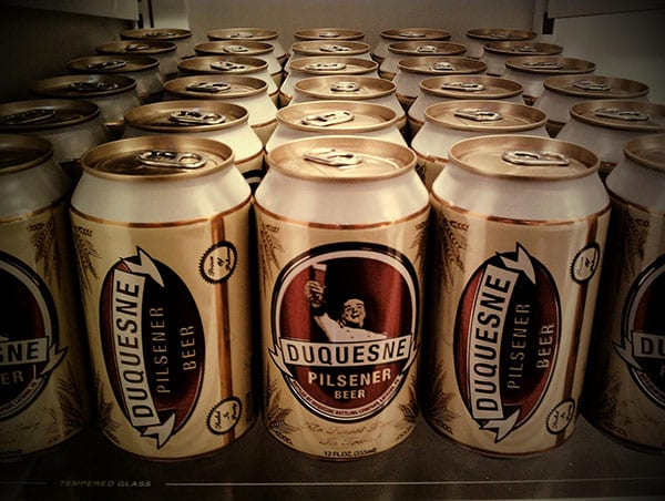 Duquesne cans
